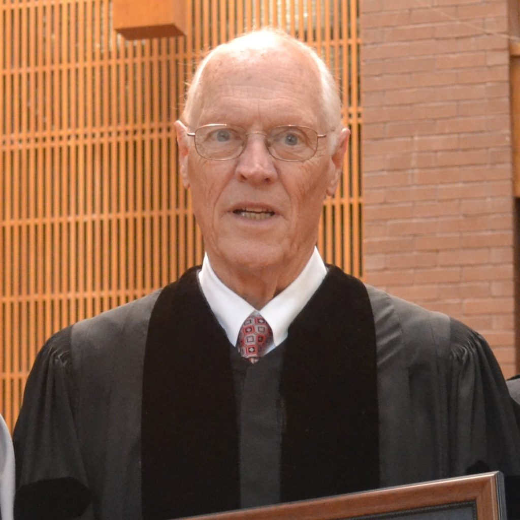 Reverend Tom Dunlap, Pastor Emeriti